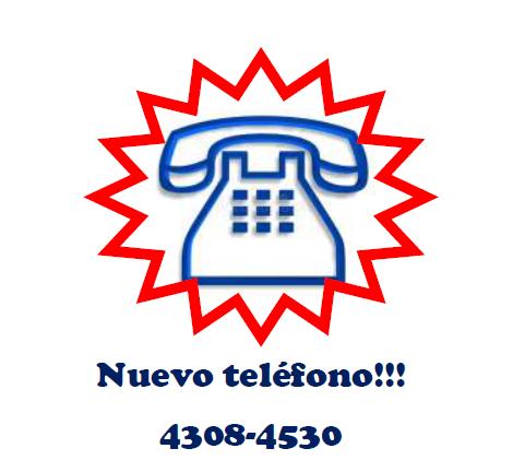 Nuevo teléfono