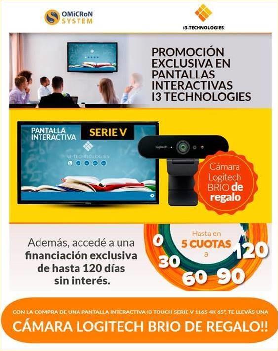 Promo pantallas